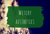 Witchy aesthetics / Things that please my inner witch.