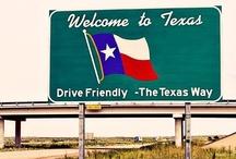 Texas / by Lin Mc