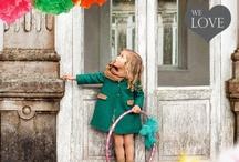 Cute / You can only teach a child to love, loving it. Johann Goethe