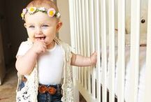 Little Ones Style / by Paige Rene'