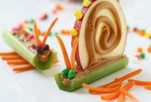 Funky food ideas / by Lorraine Brennand