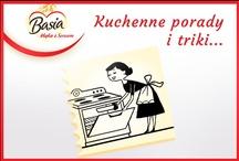 Kuchenne porady i triki  / by Mąka Basia
