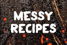 Messy Recipes