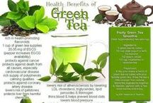 Tea - Matcha ♥ Green Tea / Matcha-Green Tea I love the bold eathy flavors. HEALTHY  / by Lindsey R. Thomas