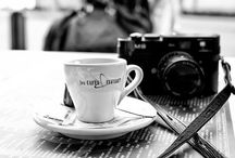 Life Through A Lens / Show life through the circular lens of a camera