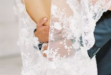 Lace, lace, lace / Beautiful wedding dresses with lace