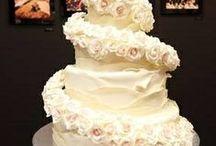i made it! / wedding cake