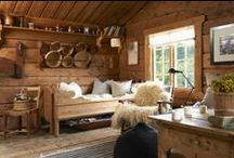 my cabin dream