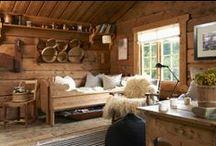 my cabin dream