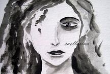 My Paintings & Art / A compilation of my paintings and other art stuff. :)