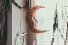 My Dream Bedroom Ideas (Boho / Tumblr) / Ideas for my bedroom.