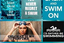 Competitive Swimming / Just keep swimming / by Bonkeswims