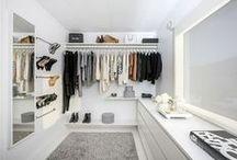 Walk-in-closet Design Ideas