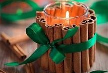 Christmas Decorations / Ideas for Christmas home decorations