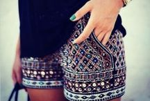 boho, for summer maybe..