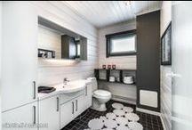 Suihku, wc, kylpyhuone..