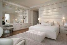 Bedroom / Valkoinen, pehmeä, kutsuva, kotoisa, romanttinen..unelmien makuuhuone <3