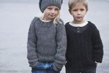 fashion kids | winter / clothes and style for kids in winter