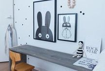 kids decor / inspiration for kids room decor