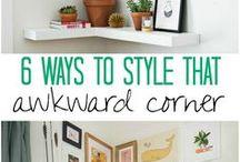 Interior Design Ideas & Tips