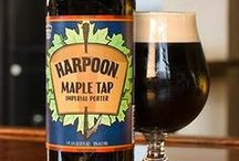 ~Maple Beer~ / TREND WATCH! From Maine to Michigan and beyond, brews made with maple are increasing in popularity, yippee!