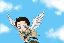 Ангелы / пусть тоже будут