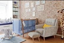 Cuartos de bebé / Rooms for babies