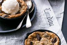 Cookies, Muffins, Brownies, Pastries