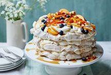 Cakes, Pies, Tarts