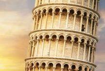 Grand Buildings / Edificios magníficos, especialmente templos y palacios.