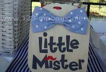 ΣΤΟΛΙΣΜΟΣ ΒΑΠΤΙΣΗΣ LITTLE MISTER / http://www.123-mpomponieres.gr/p.stolismos-vaptisis-little-mister-kod-lm1116.1229704.html