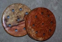 Turkey calls / These are just some of the calls that I admire.  I try to give credit to the makers. / by Matt Martin