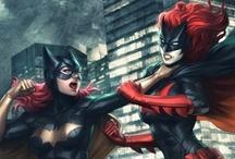 Супергеройно и не очень || Superhero || Comics / by Olya Klyueva