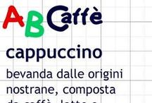 ABCaffè  / Il buongiorno con una curiosità all'aroma di caffè e caffetteria! www.ateneodelbartending.it/corsi.asp