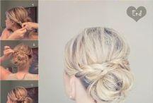 hair stuff / by Bre Hayden