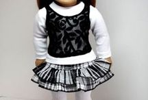 American Girl Doll Clothes / doll clothes   / by linda gregory