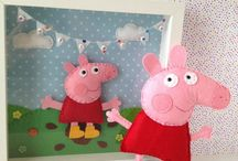 .peppa pig party ideas.