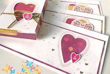 Stampin Up - StampinTreasure - Jose Hoogeveen / My own creations made with Stampin' Up! Products www.stampintreasure.nl #stampinup #cards #bag #box Stampin Up, new products, zelfgemaakte kaarten, doosjes en tasjes