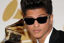 Bruno Mars / Bruno Mars / by Pat Gaetano