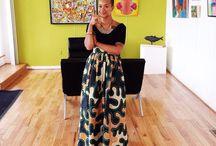 African Inspired Fashion by: Chen Burkett New York / www.chenburkettny.etsy.com IG: @chenburkettny