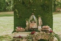 Succulent | Moss | Terrarium Weddings / Madam Palooza Vintage Rentals & Event Styling ♦ Succulent, Moss & Air Plants and Terrarium Wedding Inspiration / by Madam Palooza Vintage Rentals