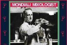 Mondiali Mixologist / E se i Mondiali si disputassero fra i bartender storici e leggendari di sempre?!? Ecco il nostro album di figurine di questi fuoriclasse della Mixologist!