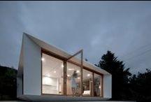 Mima / Vivienda modular de una planta realizada por Mima Arquitectos.
