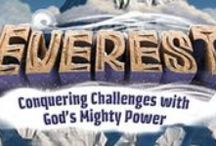 Everest VBS 2015 / All About Everest VBS 2015 / by ConcordiaSupply.com
