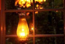 Valoa ja tunnelmaa / Lights and feeling