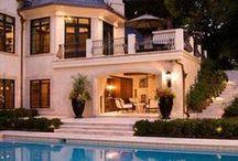 Upeita taloja;) Wonderfull house!
