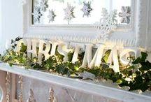 Valkoinen joulu White christmass