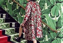 Camouflage / Fabric pattern trend