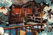 LET'S HAVE A TIKI! / Il miglior modo per scaldarsi in questo freddo Inverno? Fate un tuffo nella mondo del Tiki.  Curiosità, personaggi, luoghi di culto dell'unica cultura che può portarvi lontano verso i mari del Pacifico! www.planetone.it