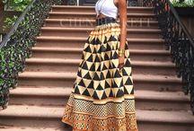 Summer 2015 / Bold Beautiful African Inspired Women's wear